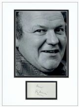 Roy Kinnear Autograph Signed Display